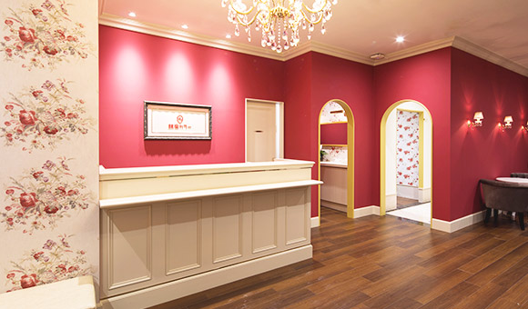 銀座カラー 金山店の店舗写真