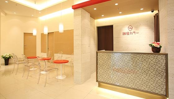 銀座カラー 千葉店の店舗写真