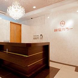 銀座カラー 銀座カラー 新宿東口店