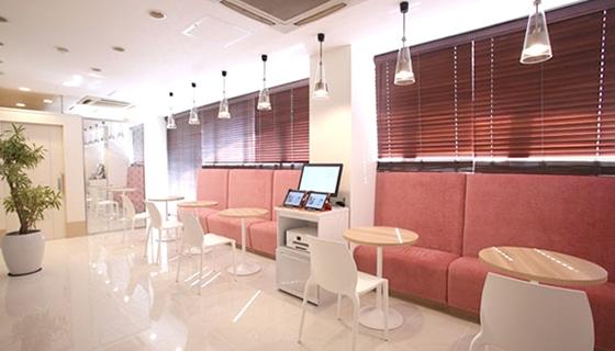 銀座カラー 宇都宮店の店舗写真