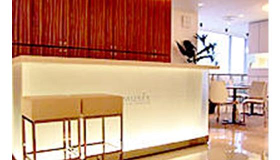 ミュゼプラチナム 新潟万代シティ店の店舗写真