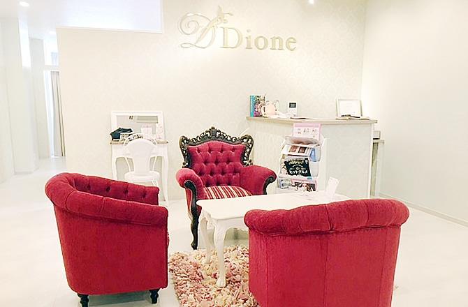 Dione Dione 岡山駅前店