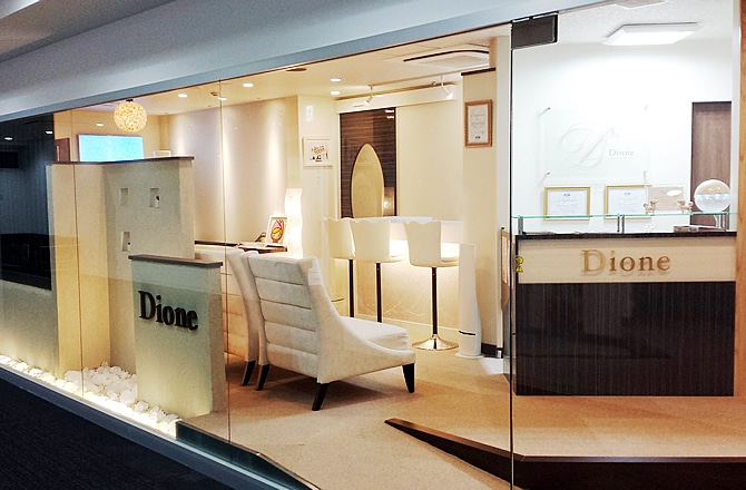 Dione Dione 心斎橋店 Premium
