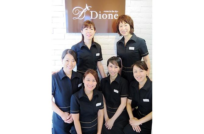 Dione 上野不忍通り店の店舗写真