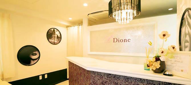 Dione バナー
