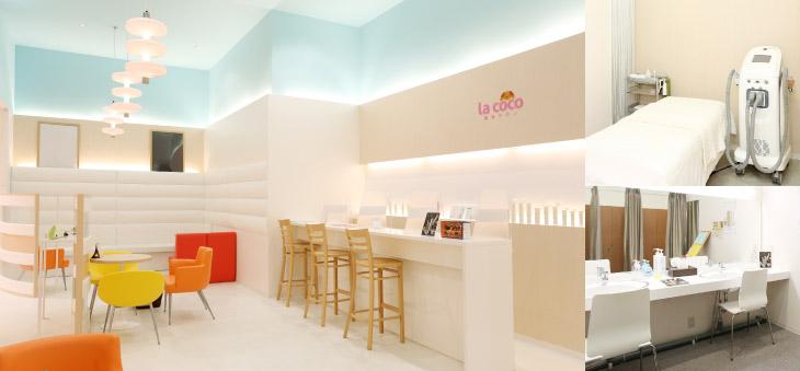 ラココ ゆめタウン徳島店の店舗写真