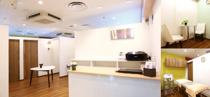 ラココ 梅田店の店舗写真