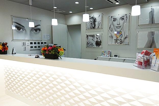 東京中央美容外科 銀座院の店舗写真