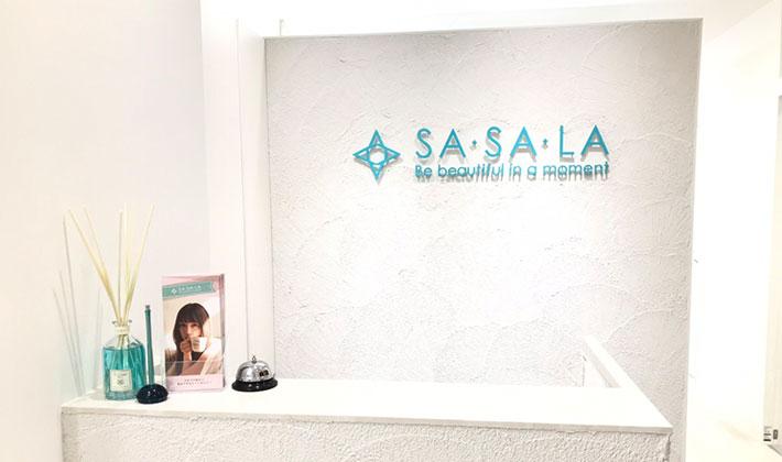 SASALA 名古屋栄店の店舗写真
