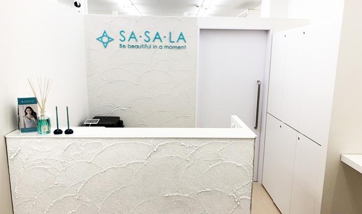 SASALA 大宮店の店舗写真