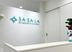SASALA 立川店の店舗写真