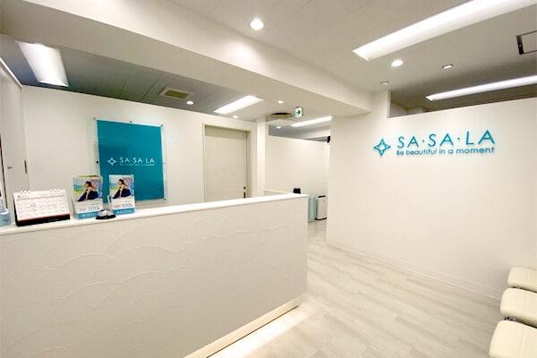 SASALA 梅田店の店舗写真
