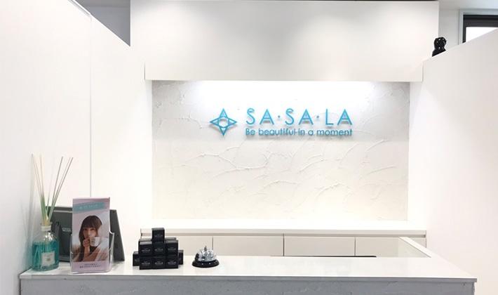 SASALA 横浜西口店の店舗写真